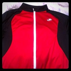 Performance cycling men's jersey